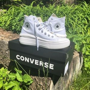 Converse Move Hi Platforms